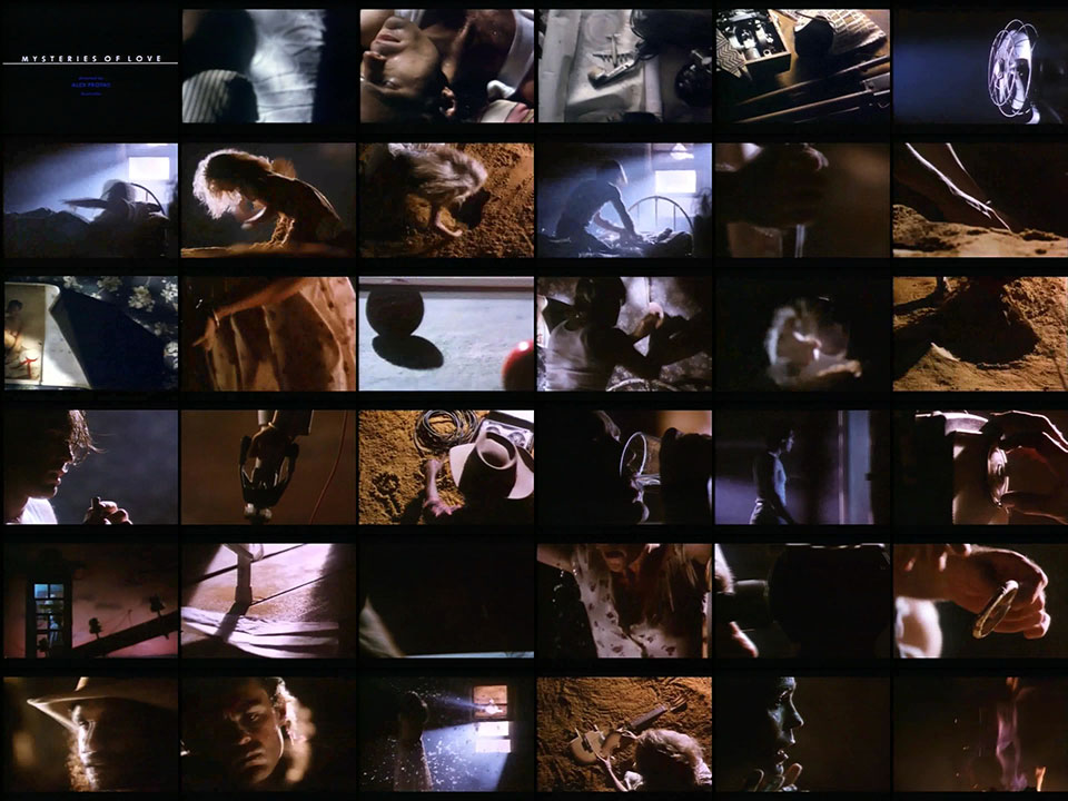 Alphaville - Mysteries of Love    1990  music video
