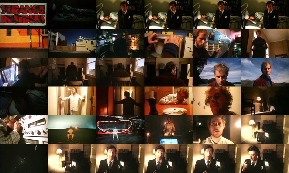 Strange Residues   1981  short film