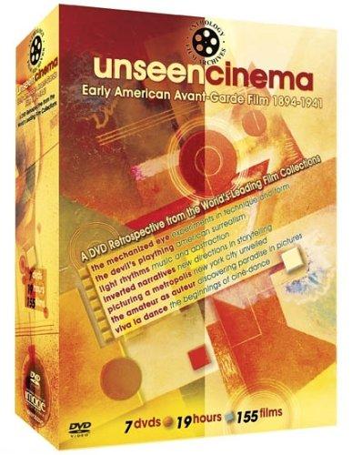 Unseen Cinema — Early American Avant-Garde Film 1894–1941   7-Disc set  Info  | Library |   Netflix DVD