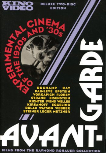 Avant-Garde Vol. 1   Library |   Netflix DVD