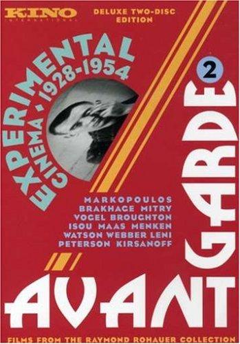 Avant-Garde Vol. 2       Netflix DVD