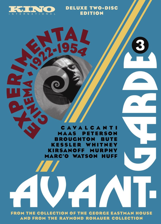 Avant-Garde Vol. 3       Netflix DVD