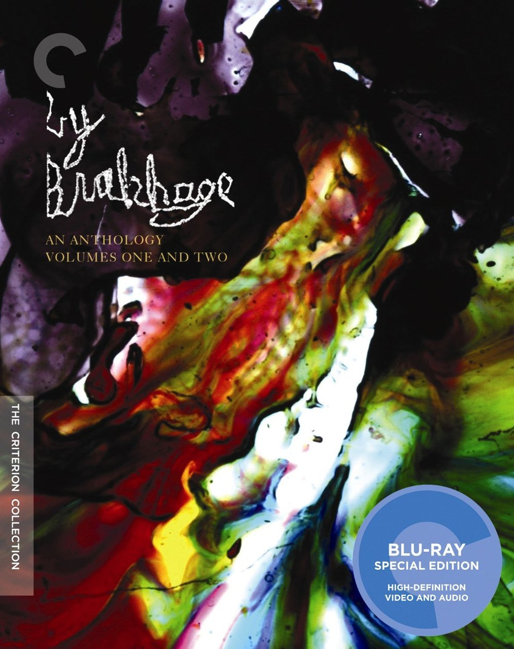 By Brakhage: An Anthology, Vol. 1 & 2 (The Criterion Collection) Amazon (Blu-ray)