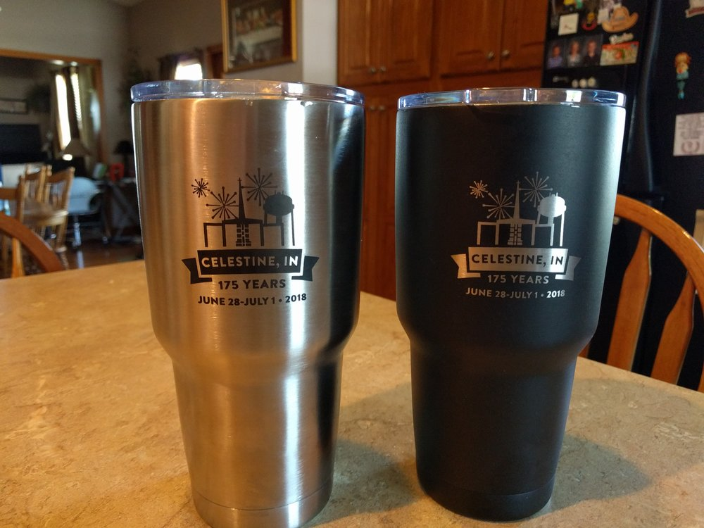 Polar Cup - $28 - Avalible in Black & Sliver (1 Silver Left)