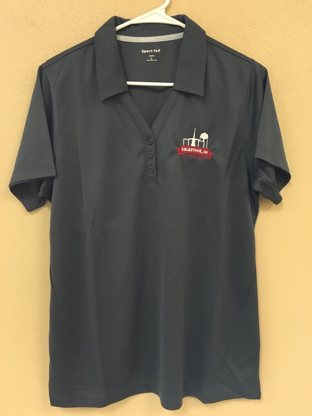 Men's Polo (M & L Only) Women's Polo - $22