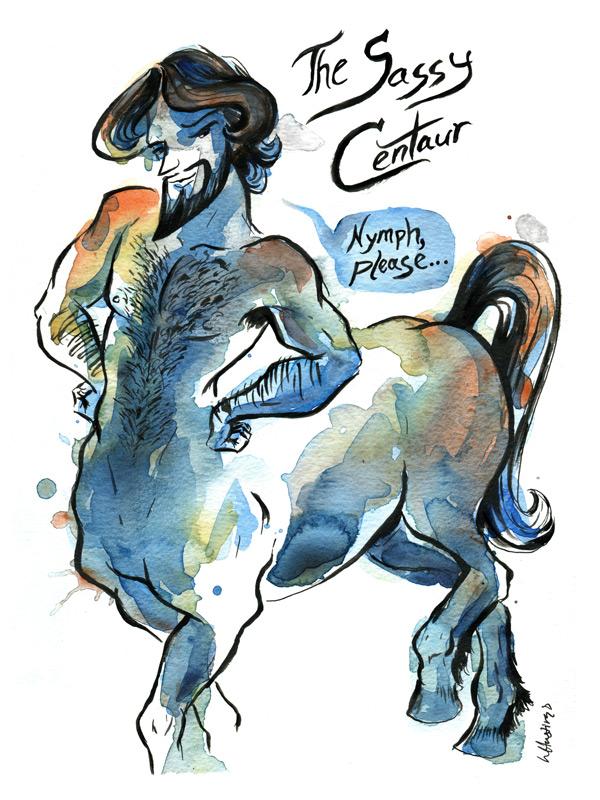 The Sassy Centaur