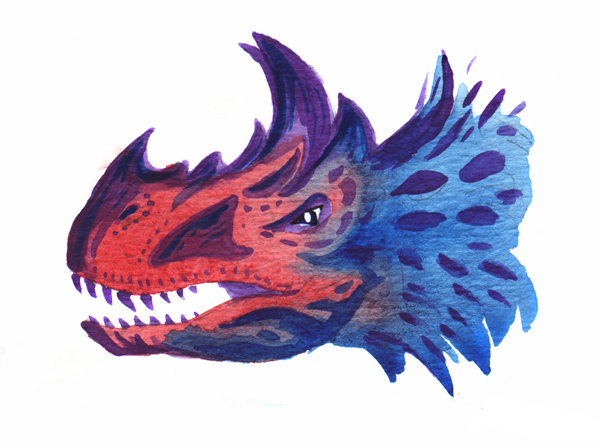 Feathered Carnosaur