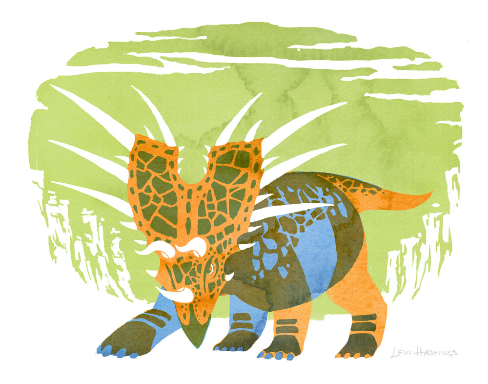 Styrackosaurus