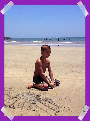 July 2012: Chillaxin in the Cocoa Beach Sun