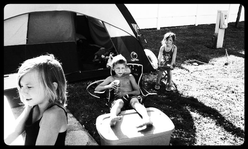 May 2012: KOA/SheCon - Kicking off the summer camping KOA style by Disney World