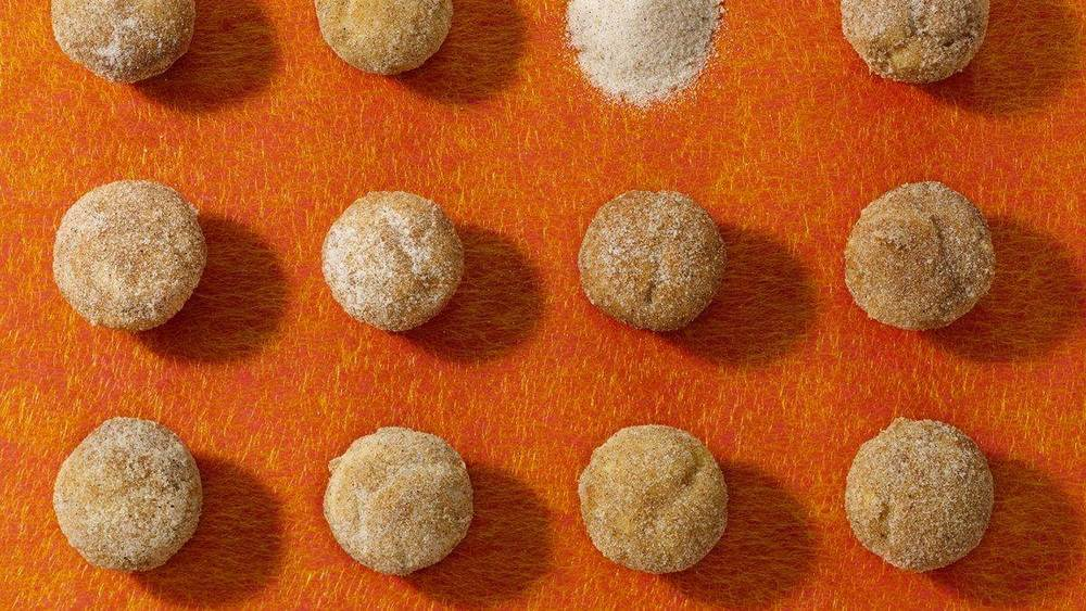 Indian Spiced Mini Donut Muffins