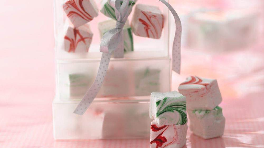Sweet Swirl Marshmallows