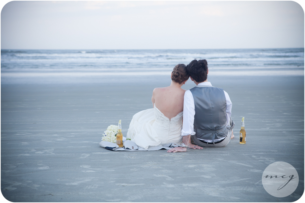 Kiawah Island SC beach wedding photographers