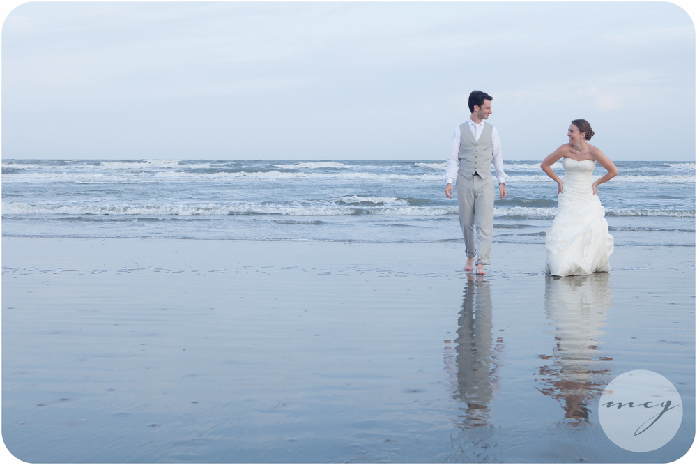 Kiawah Island SC beach wedding photographer