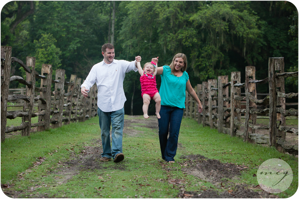 Middleton Place Family Photographers