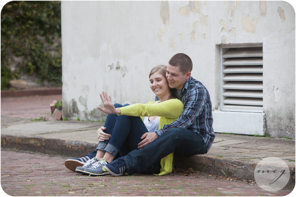 Charleston SC Engagement Photographers