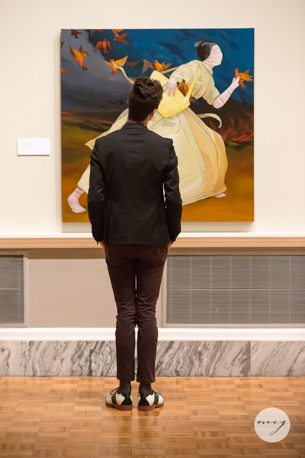 Gibbes Museum of Art Event Photography