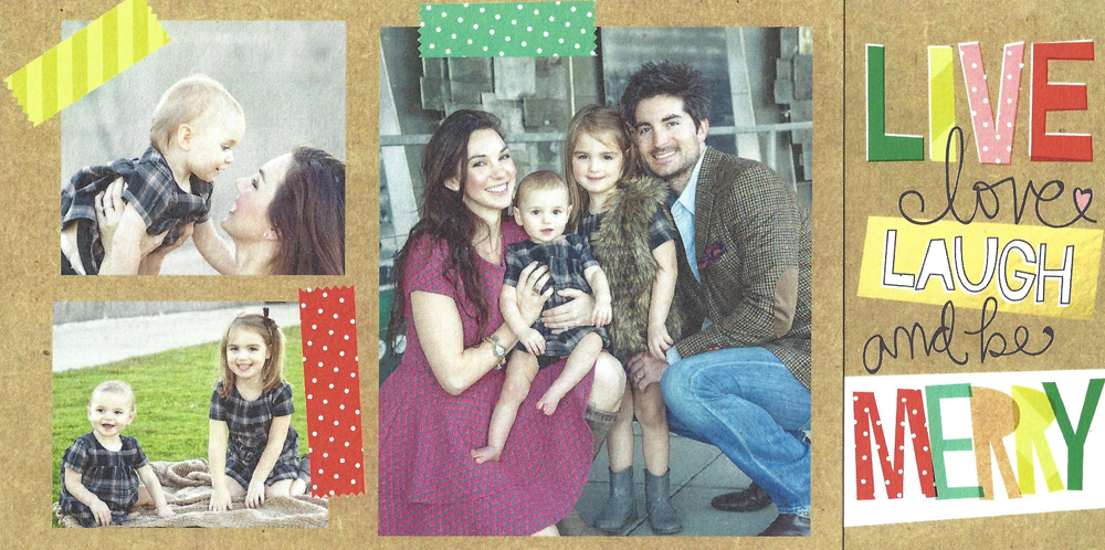 images © MCG Photography/ card by  Shutterfly