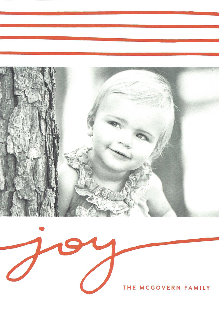 images © MCG Photography/ card by  Minted