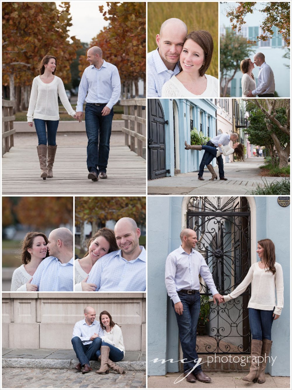Charleston South Carolina best portrait photographers