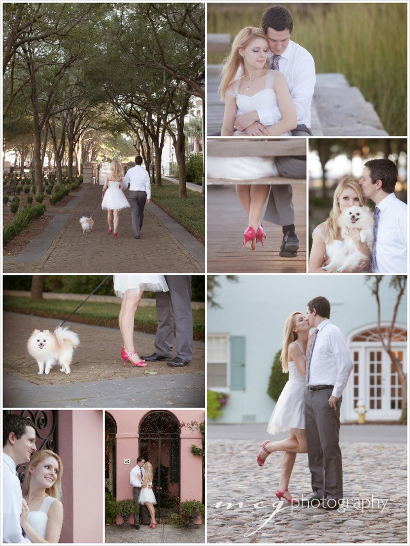 Charleston South Carolina Engagement Photography