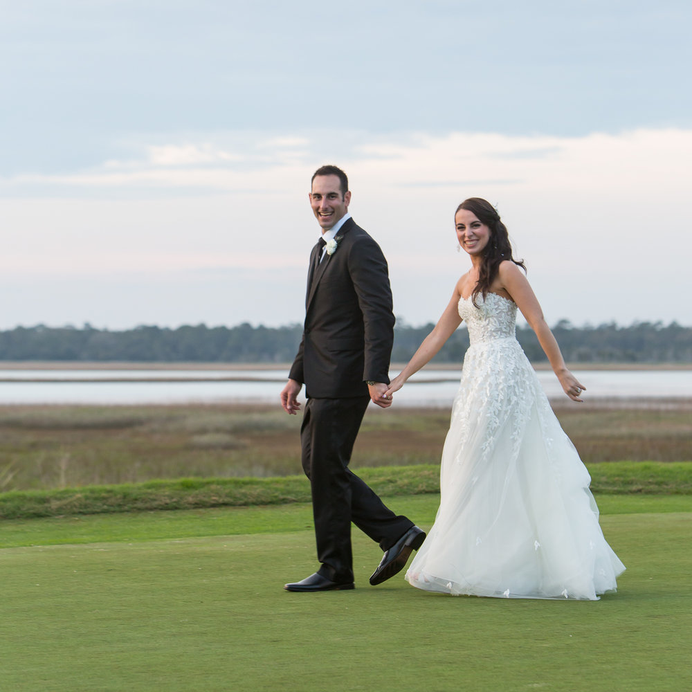 RiverCourseCouple by MCG Photography
