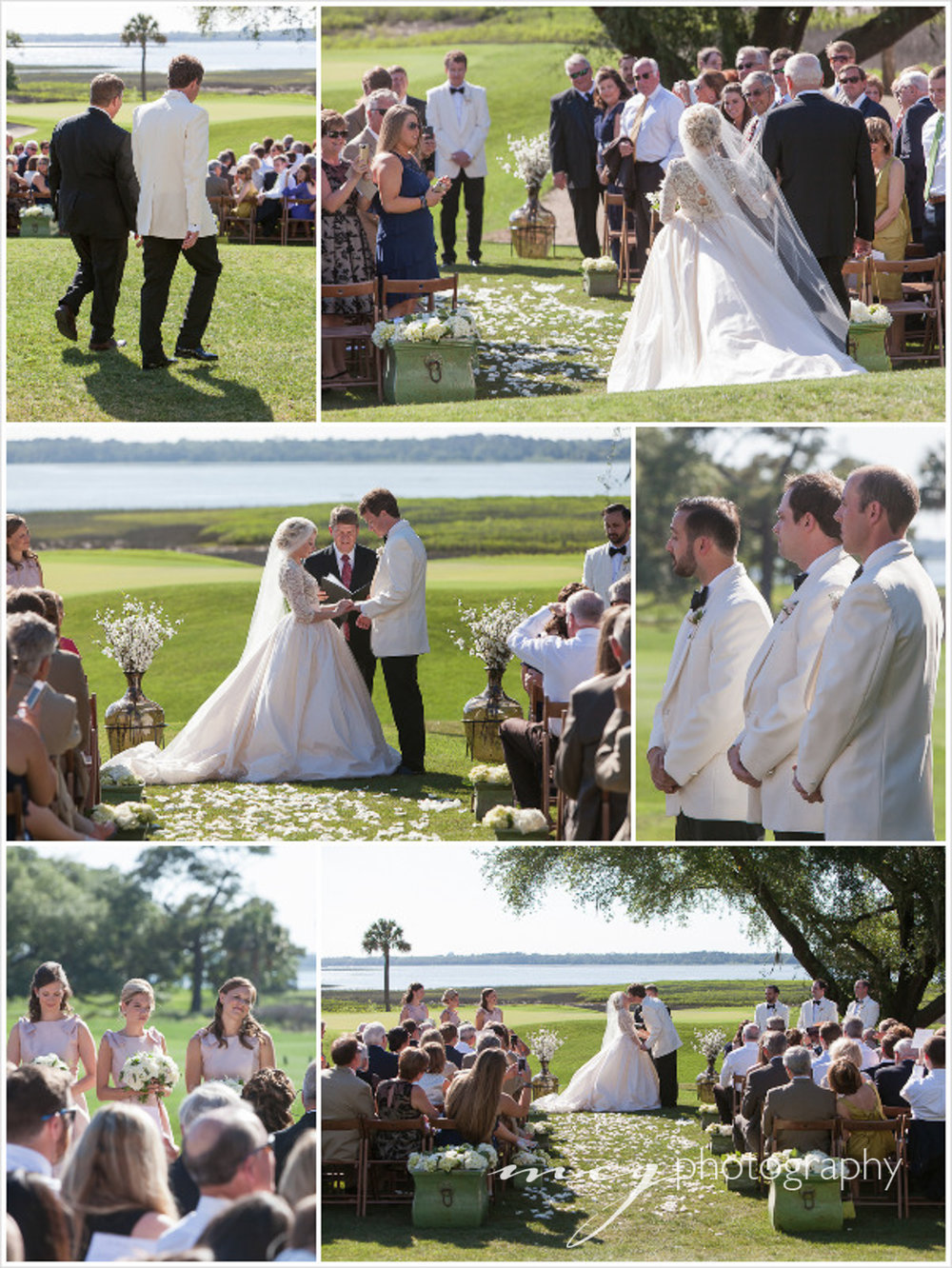 Kiawah Island South Carolina wedding photographers