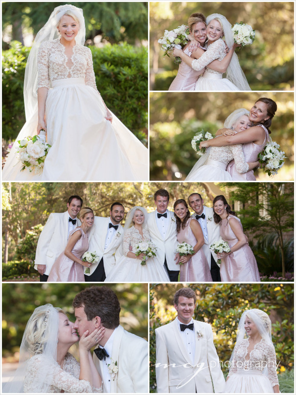 Kiawah Island South Carolina professional wedding photography