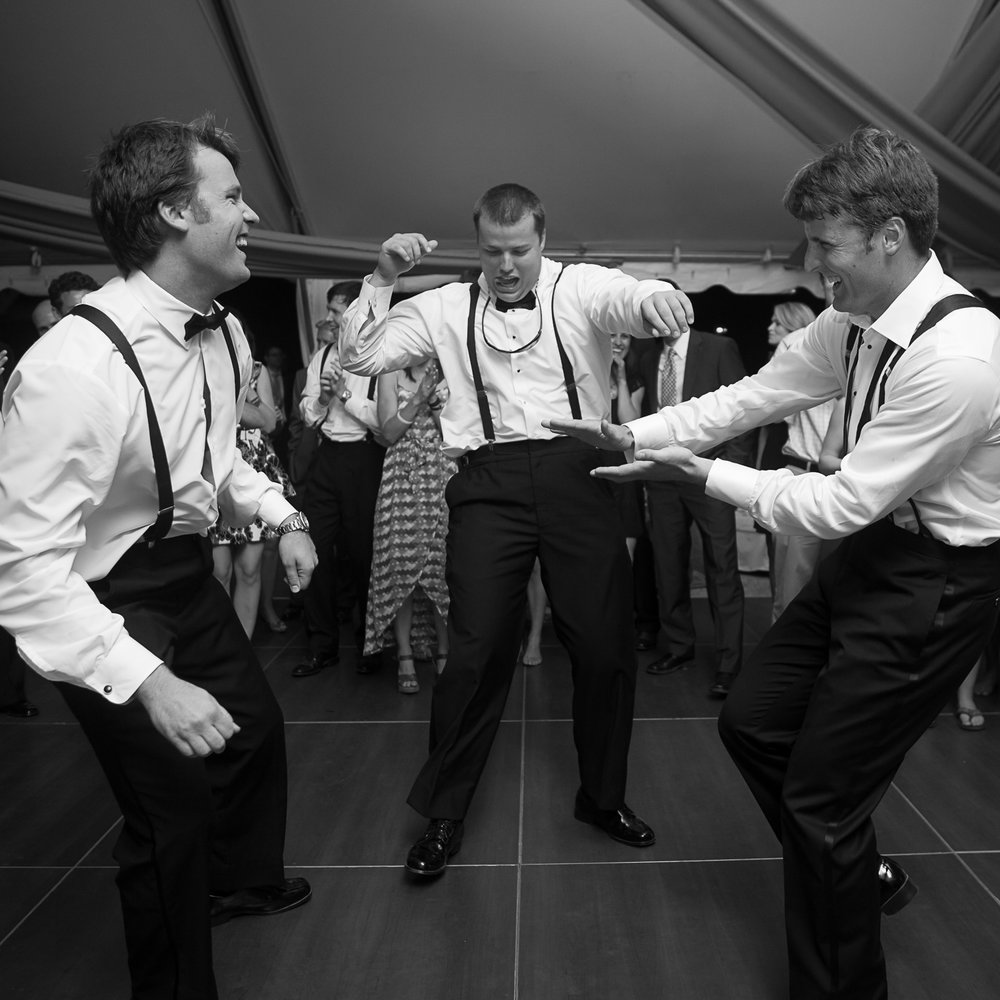 Lowndes Grove Groomsmen by MCG