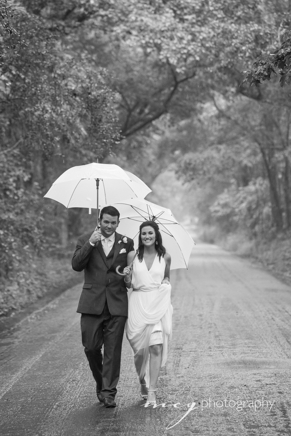 Angel Oak Wedding Photographs
