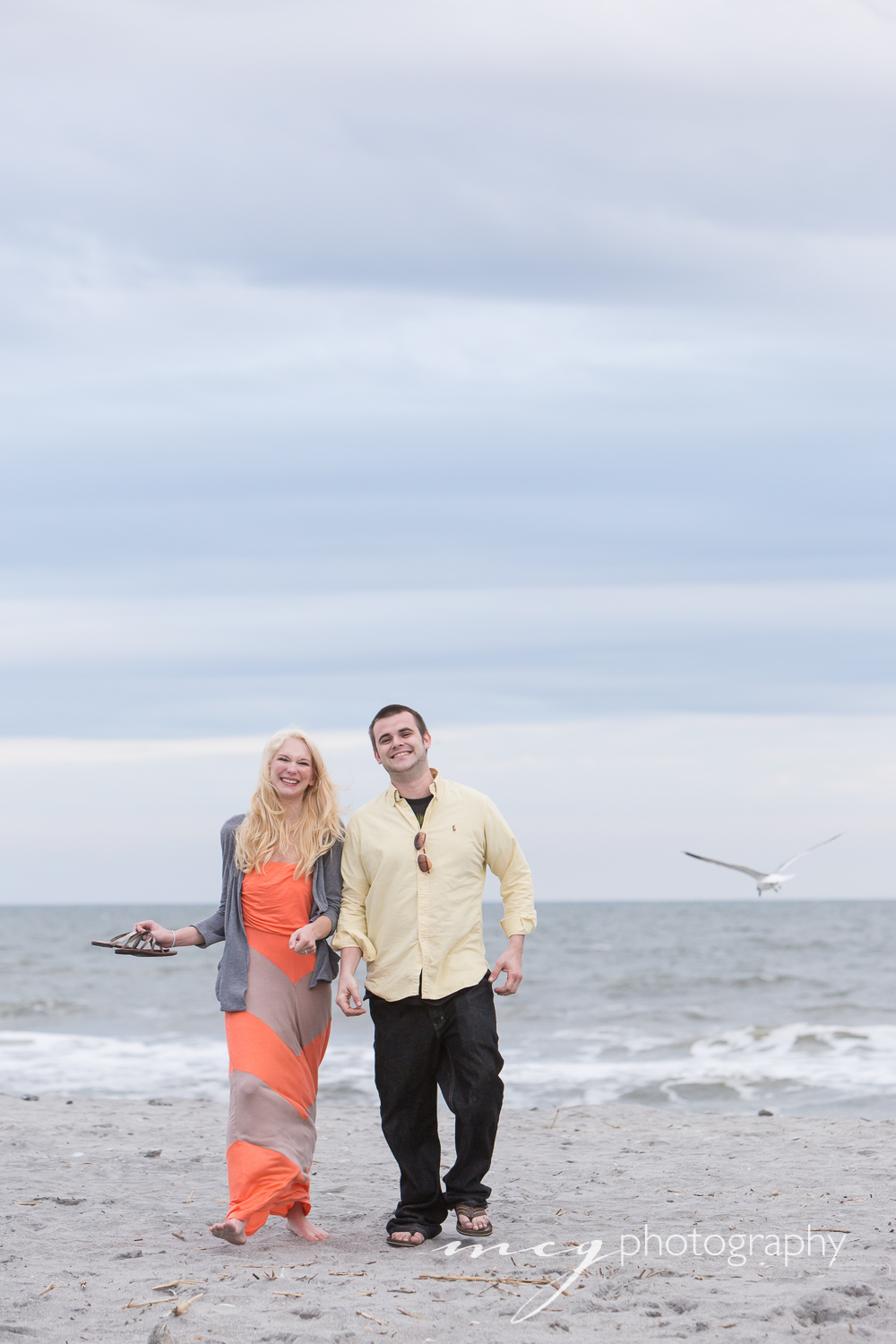 Proposal Images on Folly Beach SC