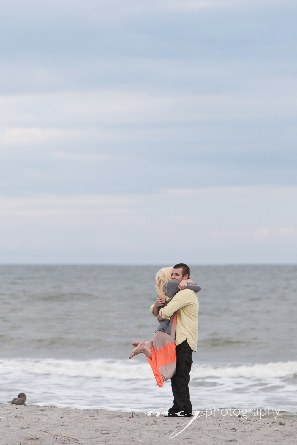 Wedding Proposal Photography Folly Beach