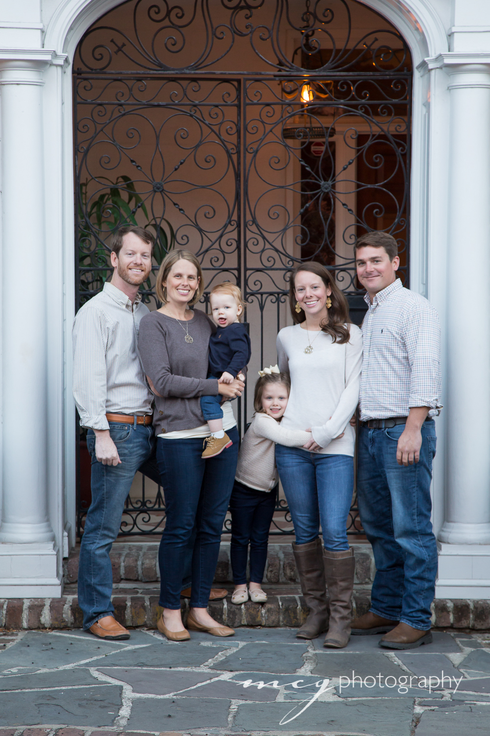Charleston Fall Family Photos