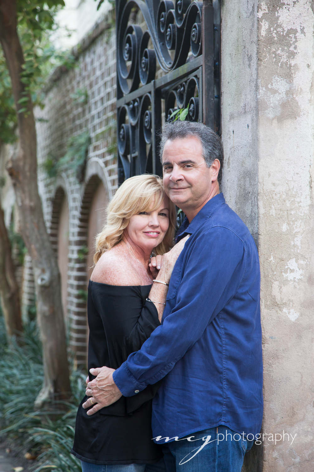 Anniversary Photography in Charleston SC