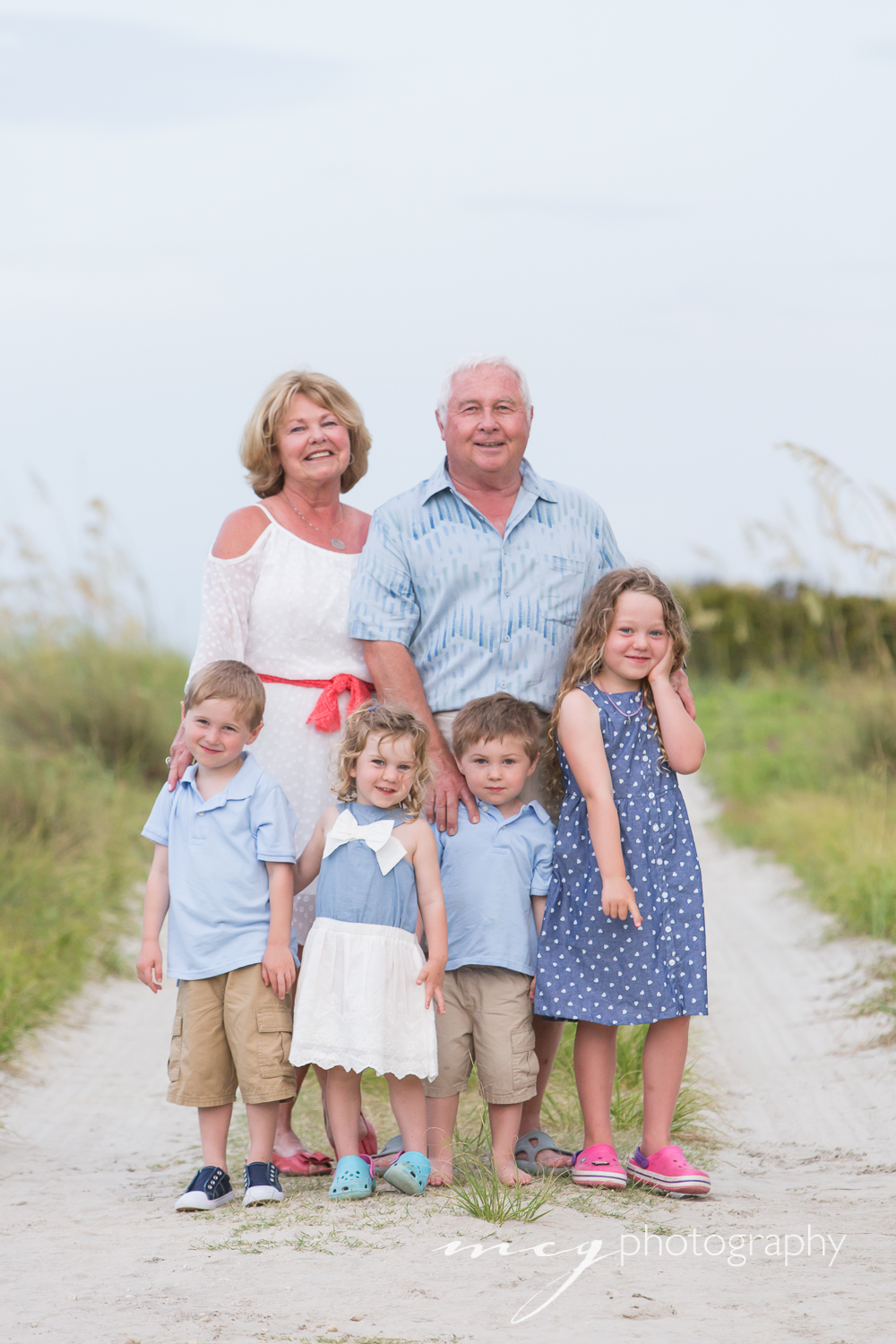 Kiawah Island family photography