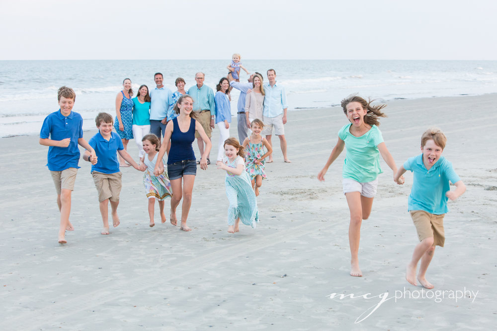 Isle of Palms beach photography