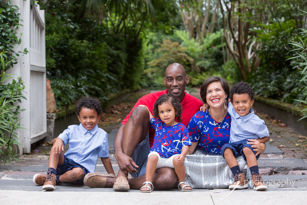 Charleston Holiday Portraits