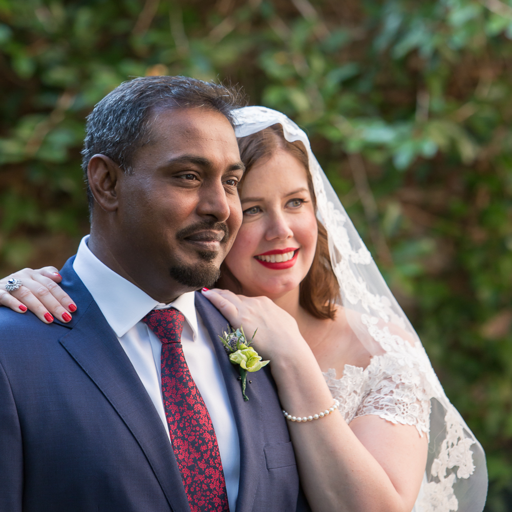 """Thank you again for being so wonderful to work with. The entire process was awesome, and we will always remember how special you helped make our wedding day.""     -Carrie and Islah"