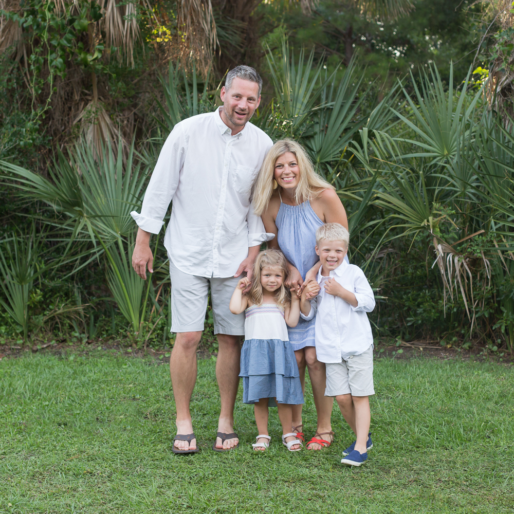 """MCG Photography photographed our family while on vacation at Seabrook Island and did a wonderful job. They were kind and easy to work with and very sweet to our children. The pictures exceeded our expectations and we will definitely work with them in the future!""      -  Gina"