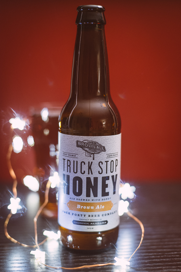 Back Forty Beer Company Truck Stop Honey Brown Ale