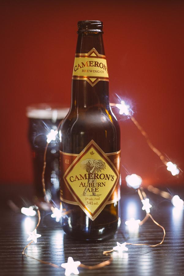 Cameron's Brewing Auburn Ale