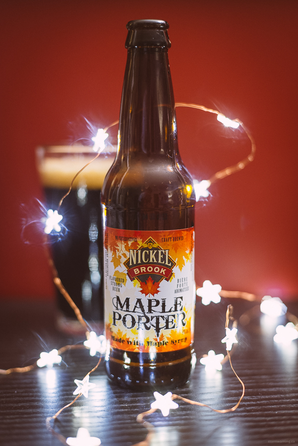 Nickel Brook Maple Porter
