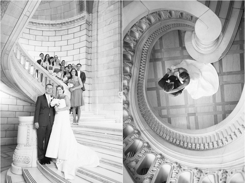 Cleveland Wedding Photographer Old Courthouse