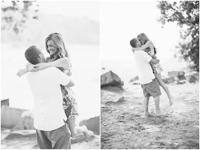 Cleveland Engagement Photographer    Edgewater Beach