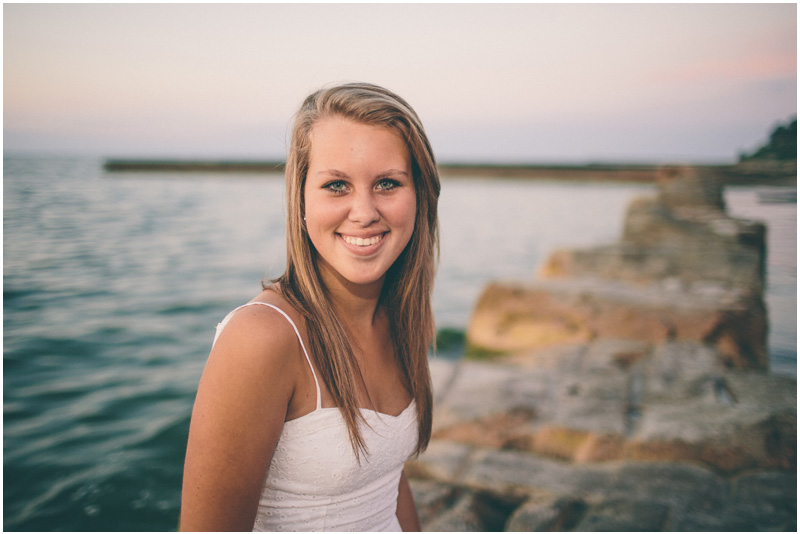 Rocky River Senior Portraits Photographer Lutheran West