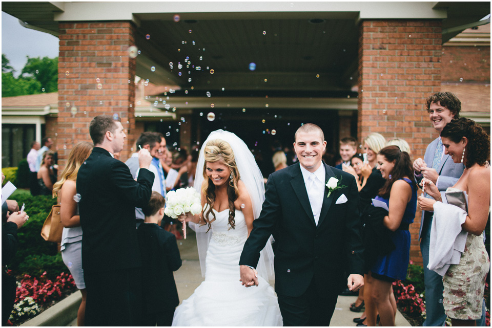 Smiles! Cleveland Wedding Photographer Windows on the River