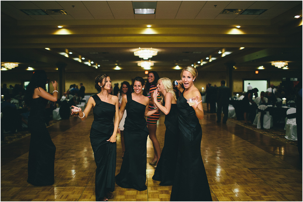 The girls! - Creative Cleveland Wedding Photographer