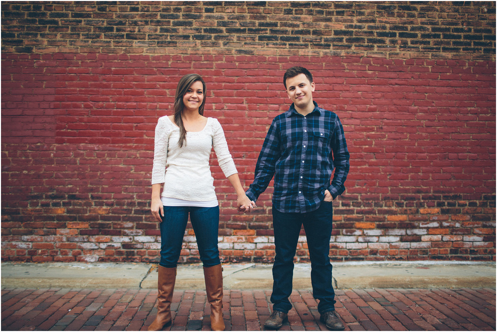 Love! - Cleveland Creative Engagement and Wedding Photographer