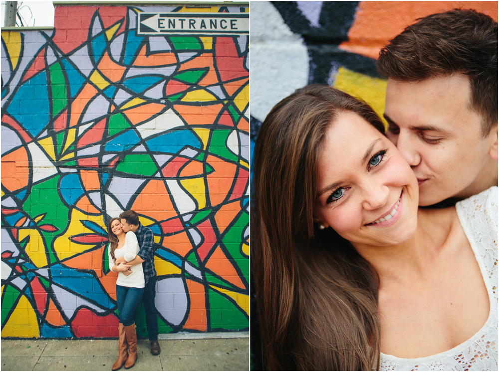 Cute! - Cleveland Creative Engagement and Wedding Photographer