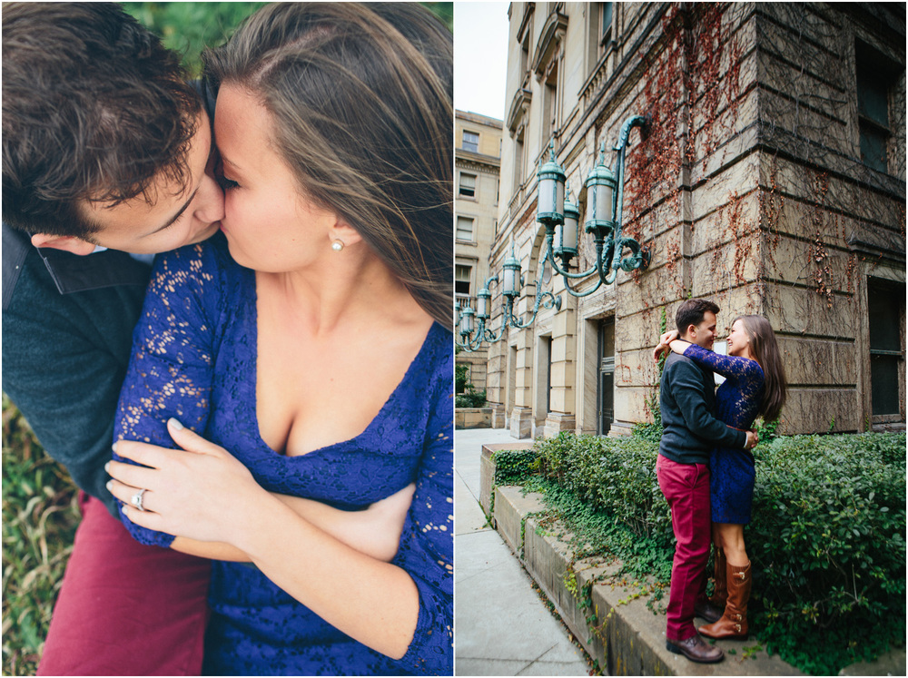 Adorable! - Cleveland Creative Engagement and Wedding Photographer
